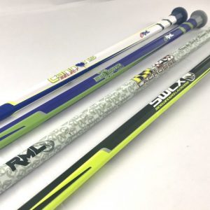 Custom Carbon Fiber Team Shafts (20 units @ $75 each)